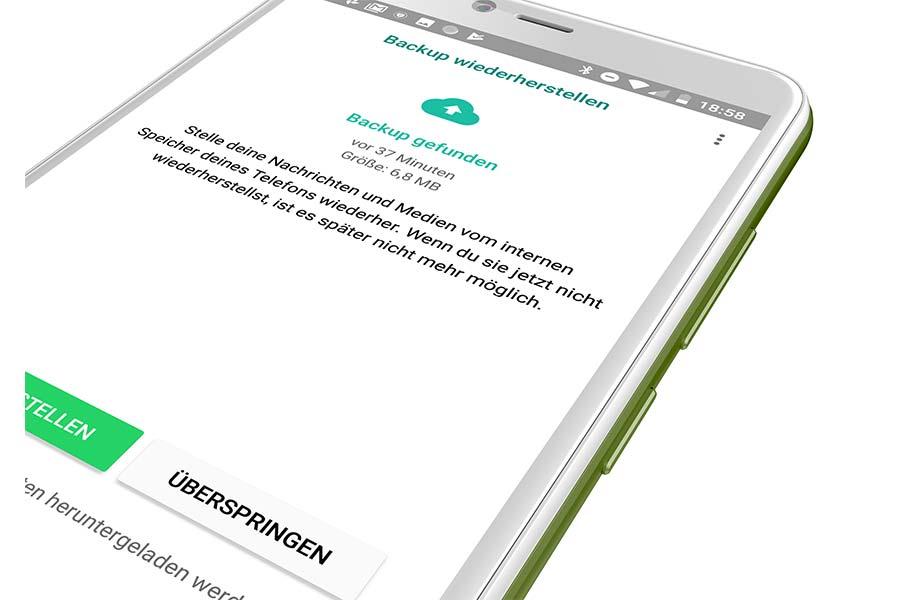 Android Whatsapp Automatisch Auf Sd Karte Speichern.Whatsapp Auf Ein Neues Handy Umziehen 111tipps De