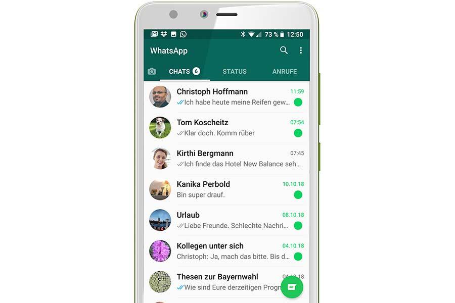 Whats App Chats Als Ungelesen Markieren 111tippsde