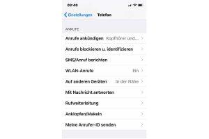 Mobilfunknetz Ist Für Sprachanrufe Nicht Verfügbar