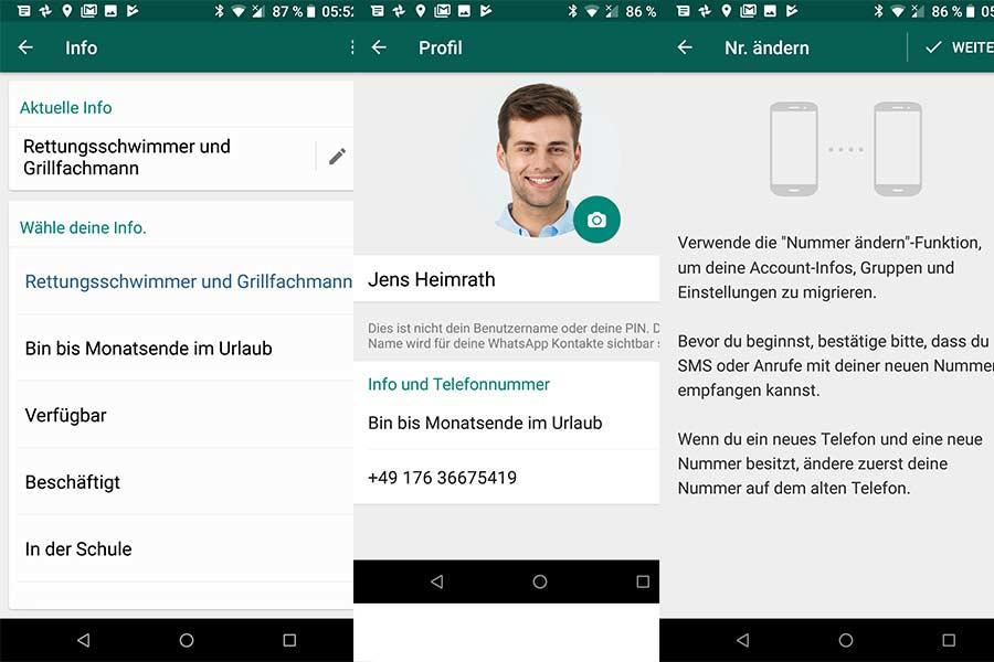 Profilbild blockiert in whatsapp Whatsapp Profilbild