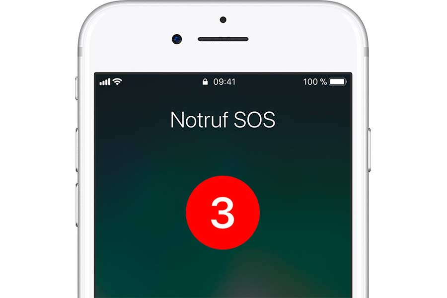 Iphone Notruf